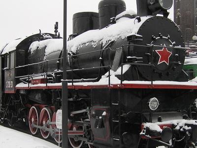 Em 730 31 0-10-0 At Varshavsky Station