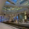 Flughafen Fernbahnsteig Fahrstuhl Frankfurt Am Main