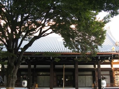 Another View Of Honnō-ji