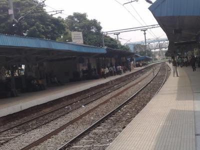 Hyderabad  Begumpet  Station