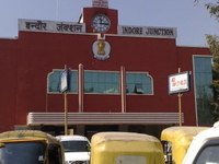 Indore Junction railway station
