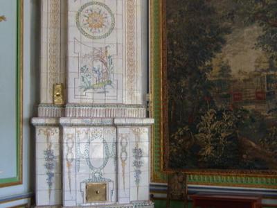 Tapestry Room Of Kuskovo Palace