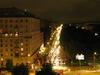 Leninsky Avenue At Night