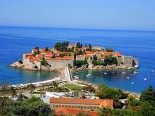 Montenegro Sveti Stefan Budva