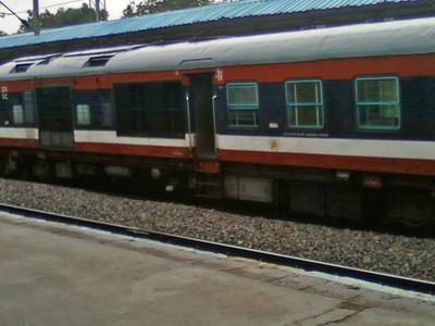 Miryalguda  Passenger Train