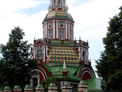 Church Of St. John The Warrior