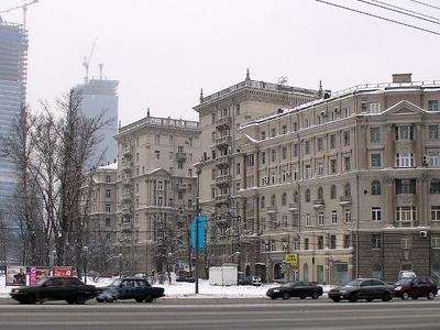 Kutuzovsky Avenue