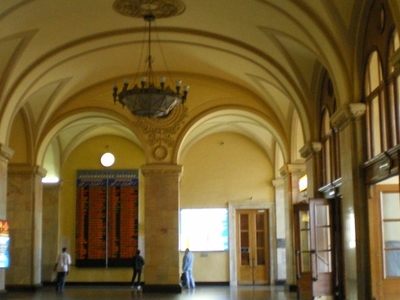 The Vaulted Hall