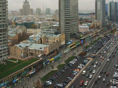 New Arbat Avenue