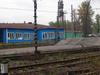 Novaya Derevnya Railway Station