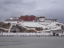 Potala Palace Lhasa Tour