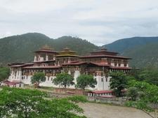 Punakha Dzong Fortrs