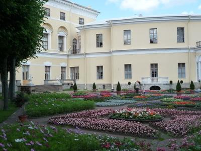 The Private Garden Of Maria Feodorovna