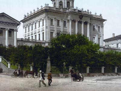 3, Mokhovaya, Pashkov House