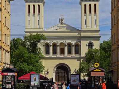 Lutheran Church Of Saint Peter And Saint Paul