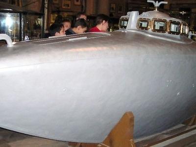 Dzhevetskiy Submarine