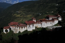 Trongsa Dzong Fortres