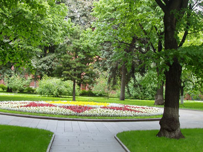 Taynitsky Garden