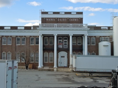 The Wawa Dairy Building