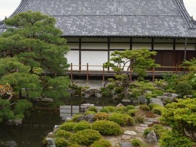The Main Hall, Tōji-in
