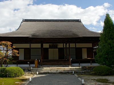 Unryū-in Hondō An Important Cultural Property