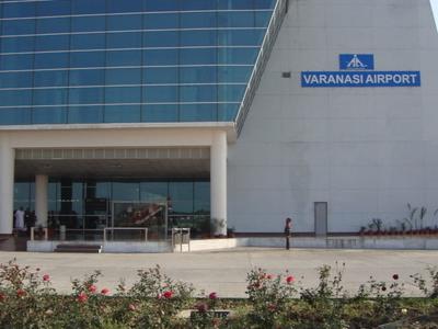 Varanasi  Uttar  Pradesh  India  Airport