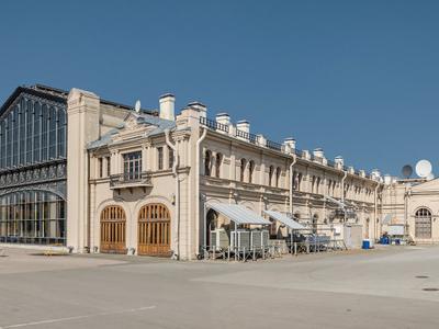 Varshavsky Station