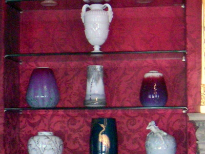 Part Of Porcelain Collection