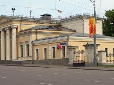 8, Mokhovaya, Former Kalinin Museum