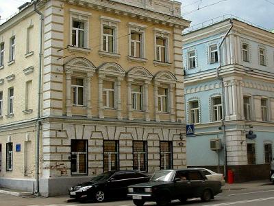 48 Sadovnicheskaya Street