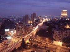 Amman Jordan At Dusk 11377 600x450