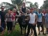 Buffalo Riding!