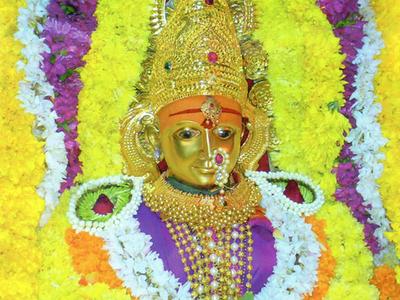 Shantadurga  Idol