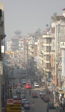New Road Of Kathmandu