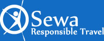 Sewa Responsible Travel Logo