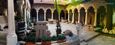 Stavropoleos Courtyard