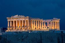 Greece Monument