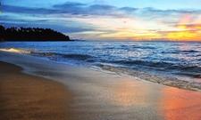 Pantai Senggigi Lombok Sunset