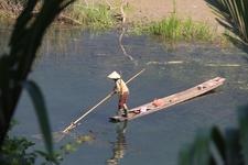 Ba Be Lake Dugout Boat