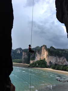 Climbing Railay Viewpoint 1