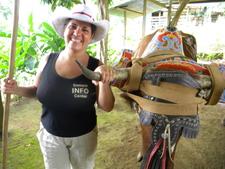 Finca Tour Costa Rica Brenda & Bull