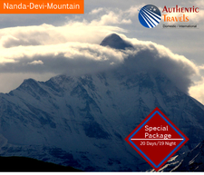 Nanda Devi Mountain Copy