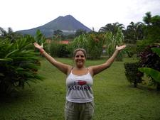 Arenal Volcano Costa Rica Brenda