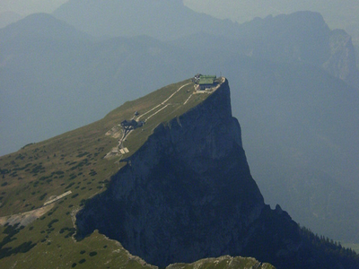 Aerial Photo Of  Schafberg