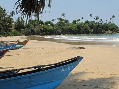 Dickwella   Beach  Pehambiya   Headland  Southern  Sri   Lanka