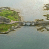 Eilean Donan Aerial