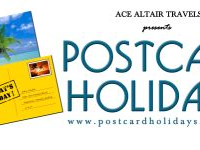 Postcard Holidays R