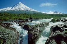 Rio Petrohue - Osorno Volcano