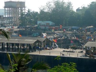 Sassoon Docks