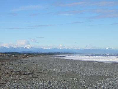 Greymouth  Beaches  Mount  Cook